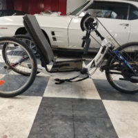XLT handcycle