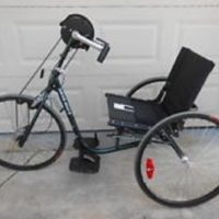 Handcycle - Quickie Mach 2 - MINT